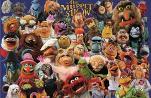 muppets - fakta unik
