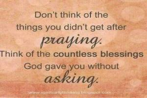 hitung berkat
